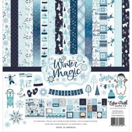 Winter Magic 12x12 Paper Pack - Echo Park
