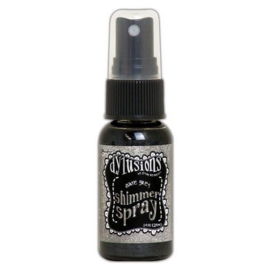 Shimmer Spray Slate Grey 29ml - Dylusions