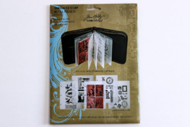 Unmounted Stamp Refill Pockets Tim Holtz