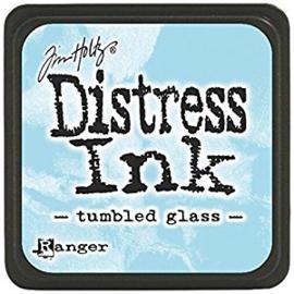 Distress Ink Tumbled Glass Tim Holtz