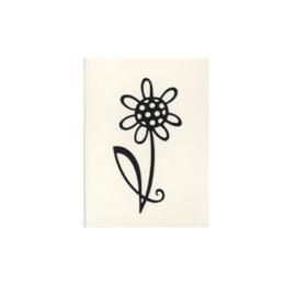 Mask Logo Flower - Heidi Swapp