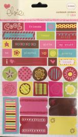 Cardstock Stickers Lola