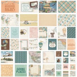 Sn@p! Cards - Simple Vintage Traveler