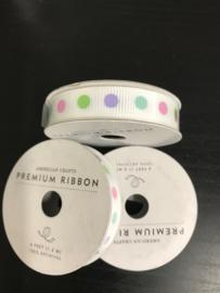 Spring Big Dot Premium Ribbon