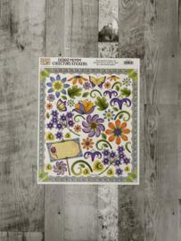 Debbie Mumm Botanical II - Creative Imaginations