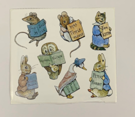Storytime Peter Rabbit by Beatrix Potter - Colorbok