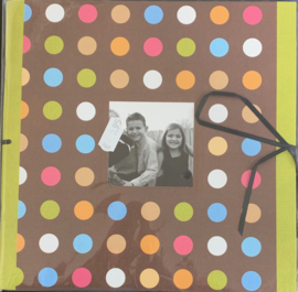 Mini Album Friends & Family 8x8 - DCWV