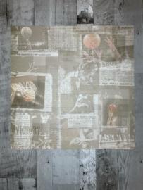 Basketball Collage - Karen Foster