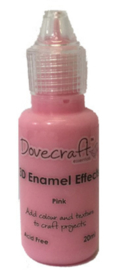 3D Enamel Effects Dovecraft