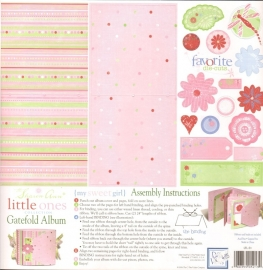 My Sweet Girl Gatefold Album - Little Ones Collection