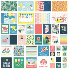 Sna@p Cards - Sunshine and Blue Skies Collection