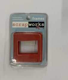 Frames Red - ScrapWorks