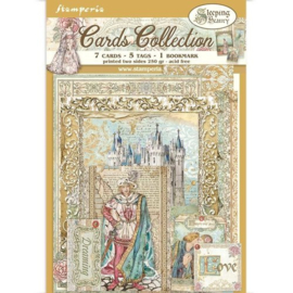 Sleeping Beauty Cards Collection - Stamperia