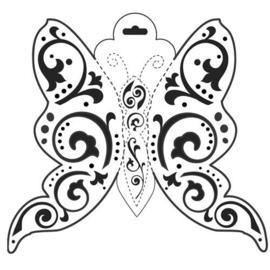 Butterfly 12x12 - TCW