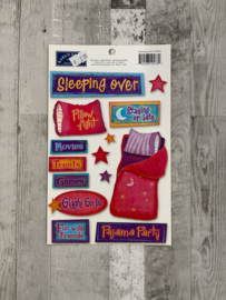 Sleeping Over - Karen Foster
