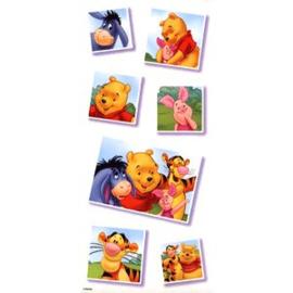 Winnie de Pooh Stickers - Sandylion