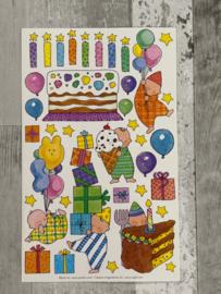 Bryce & Madeline Birthday - Creative Imaginations