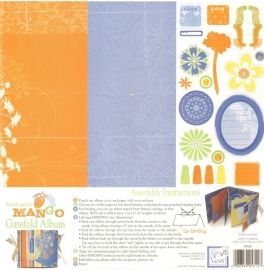 Gatefold Album - Mango Collection