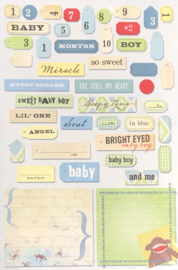 Baby Boy Smile Die-cuts