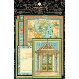 Artisan Style Journaling & Ephemera Cards Graphic 45