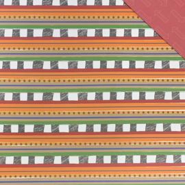 Stripe Schooldays - Junkitz