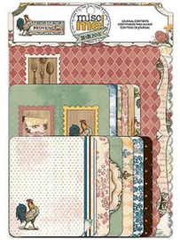 Misc Me! Journal Contents Provence Collection - Bo Bunny