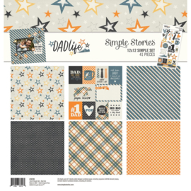 12x12 Simple Set - DAD Life Collection
