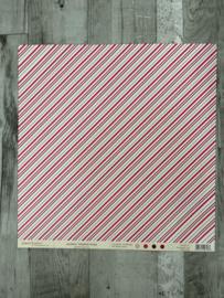 Smitten Beaded Stripe - Paper Salon