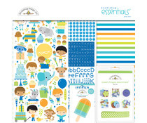 Party Time Essentials Kit - Doodlebug