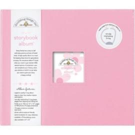 Cupcake Storybook Album 12x12 - Doodlebug
