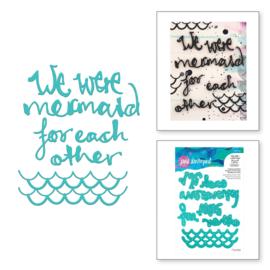 Mermaid For Each Other Dies by Jane Davenport - Spellbinders