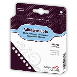 Adhesive Dots Permanent - Scrapbook Adhesives