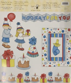Hooray For You Stickers - My Mind's Eye