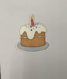 Birthday Cake - My Mind's Eye