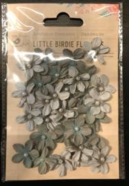 Pearl Petites Grey Sky Little Birdie