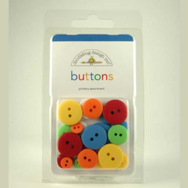 Buttons Primary assortment
