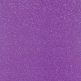 Lilac Sugar Coated Cardstock (Glitter)
