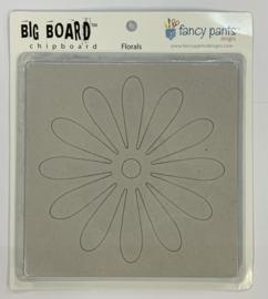Big Board Chipboard Florals - Fancy Pants