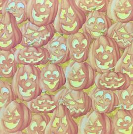 Jack O Lantern Spooks - Provo Craft