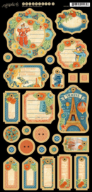World's Fair Chipboard 1 Graphic 45