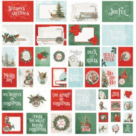 Country Christmas Sn@p Cards - Simple Stories