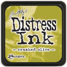 Distress Ink Crushed Olive Tim Holtz