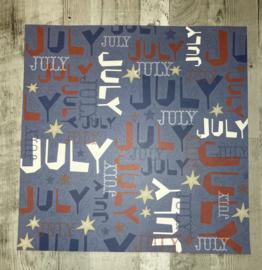 July - Karen Foster