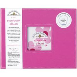 Bubblegum Storybook Album 12x12 - Doodlebug