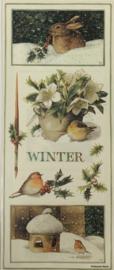 Winter Green by Marjolein Bastin - Colorbok