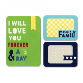 Life Made Simple Forever & A Day Dies - Sizzix