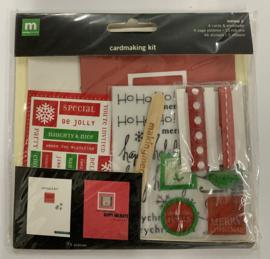 Holiday 2 Cardmaking Set - Making Memories