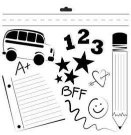 Back to School 6x6 - TCW