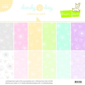 Dandy Day Collection Pack 12x12 - Lawn Fawn