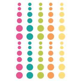Enamel Dots - Oh Happy Day Collection